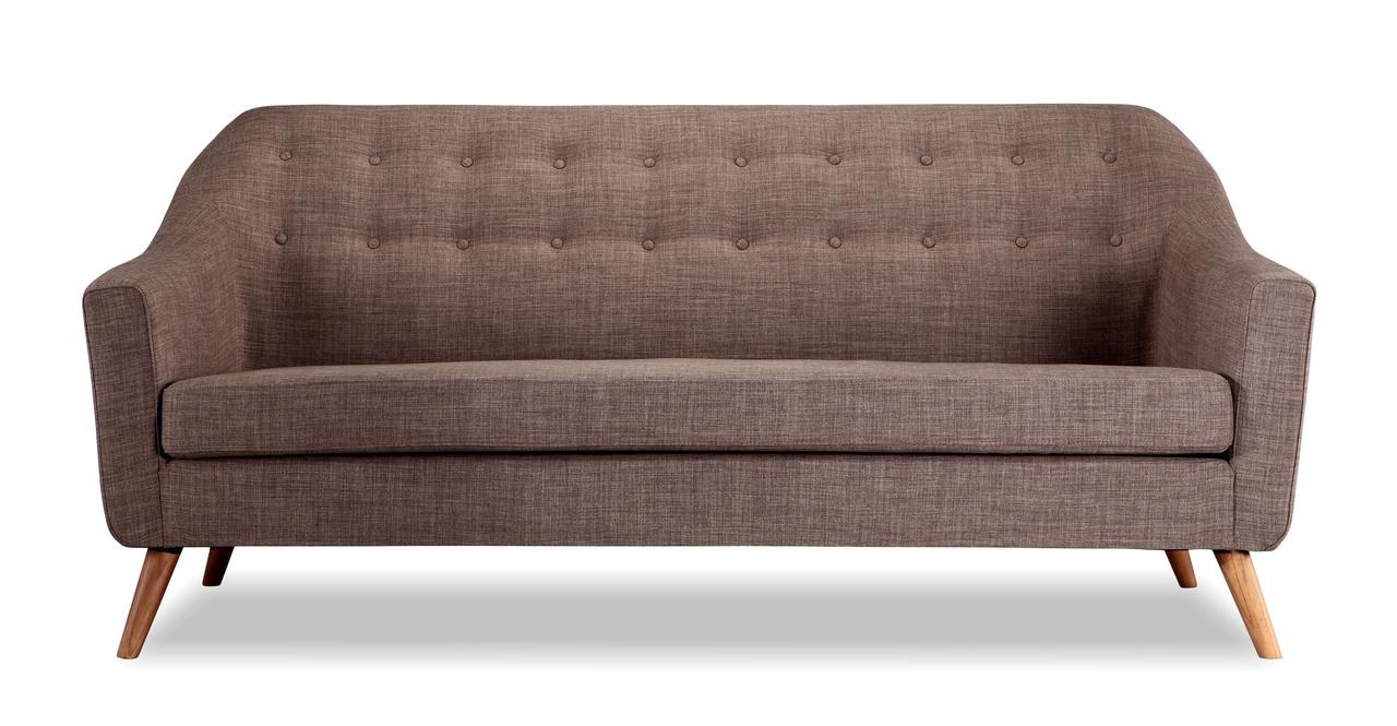 Kardiel Cameron Mid-Century Modern Classic English Sofa, ...