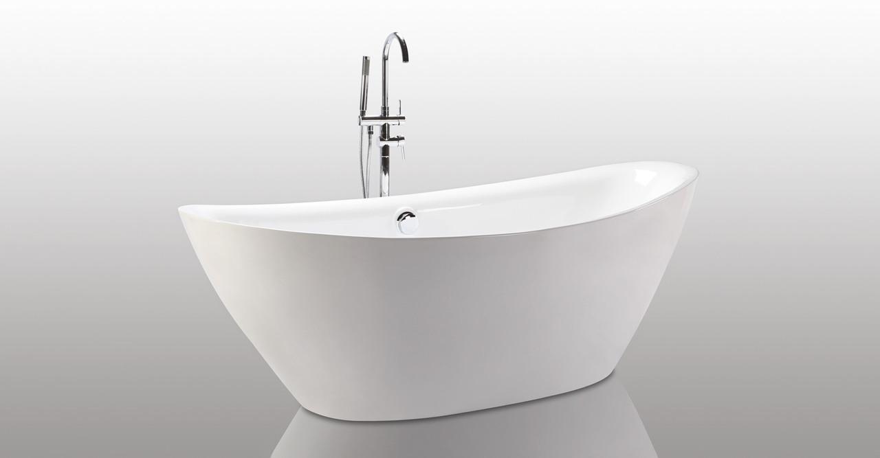 Helixbath Tholos Freestanding Oval Tub 67 Quot W Round