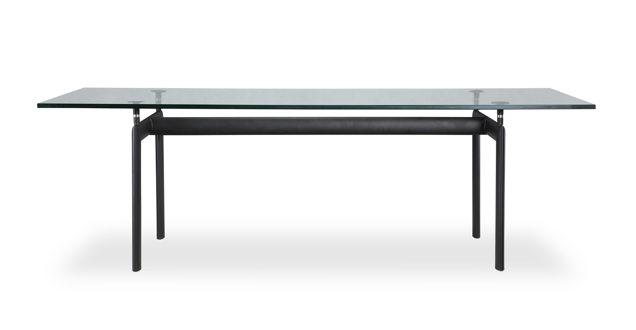 Kardiel LC6 Le Corbusier Mid-century Modern Dining Table,...