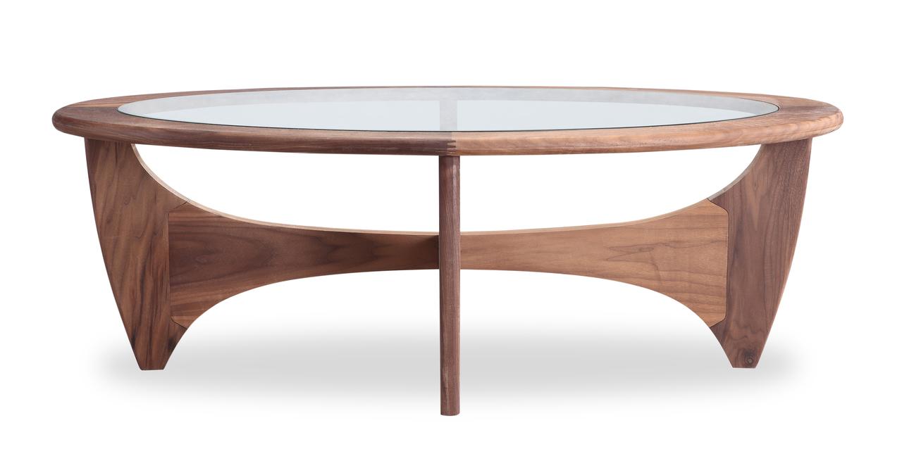 Kardiel mid century modern g plan plywood coffee table