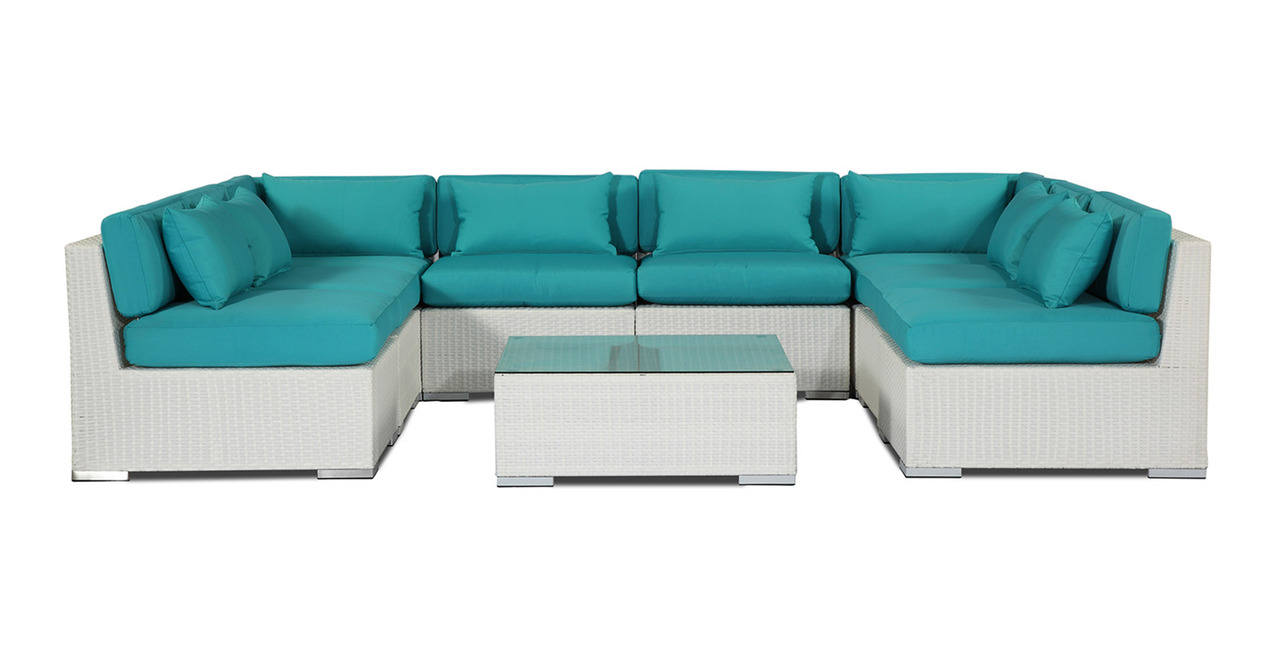 Outdoor Garden Furniture Modern Sofa Sectional Modify-It ...