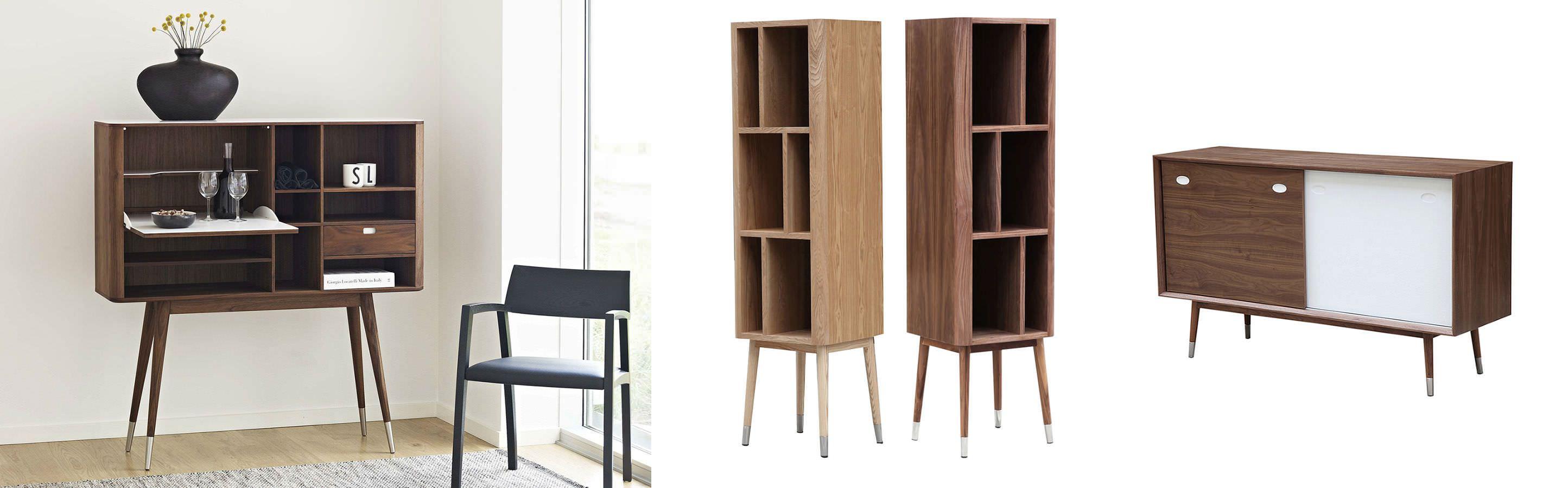Nissen & Gehl's Mid Century Modern Cabinet