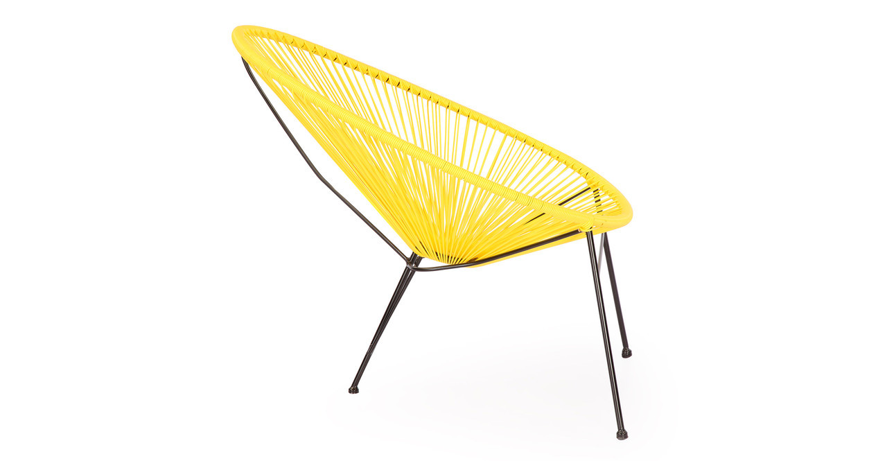 Acapulco chair dimensions - Retropolitan Chair