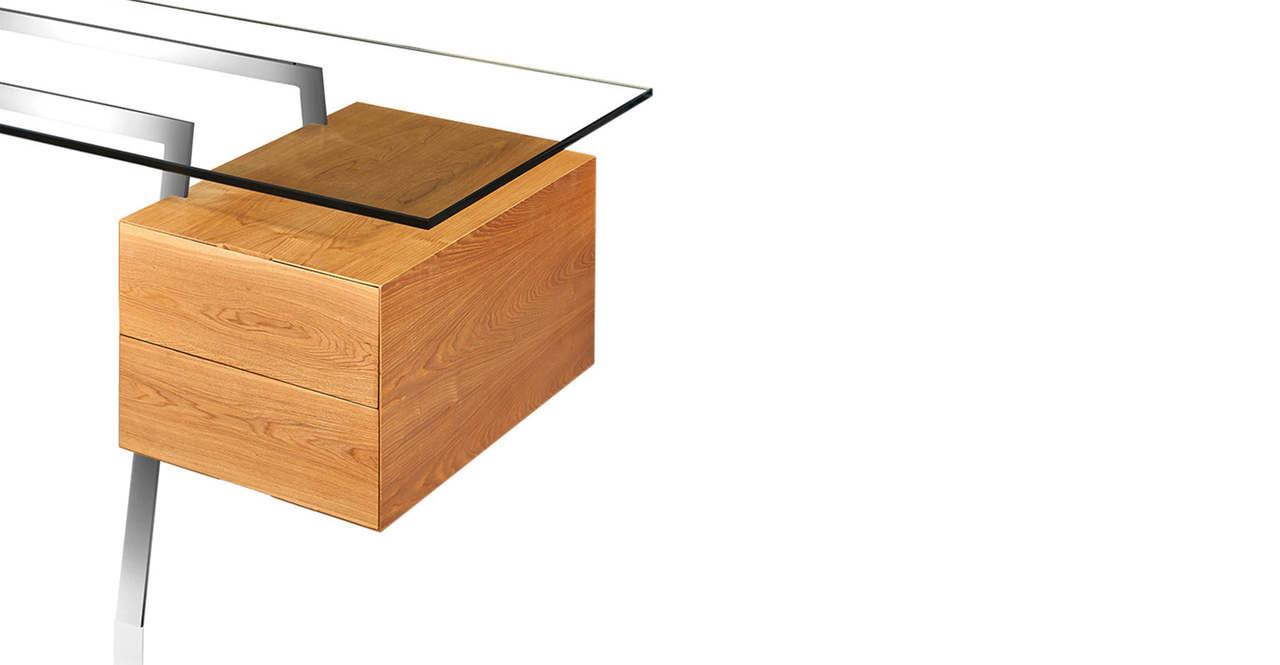 Homework Desk Double Cube Ash - Kardiel