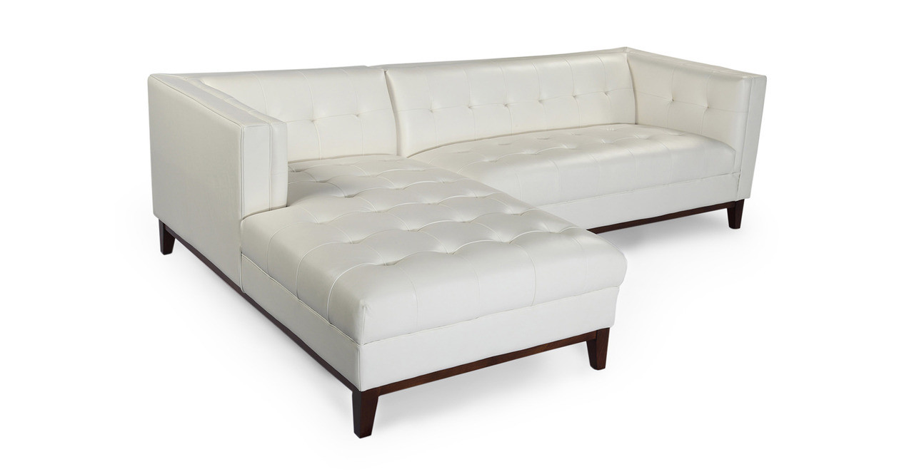 One seat sofa with chaise hereo sofa for Karl large sectional sofa