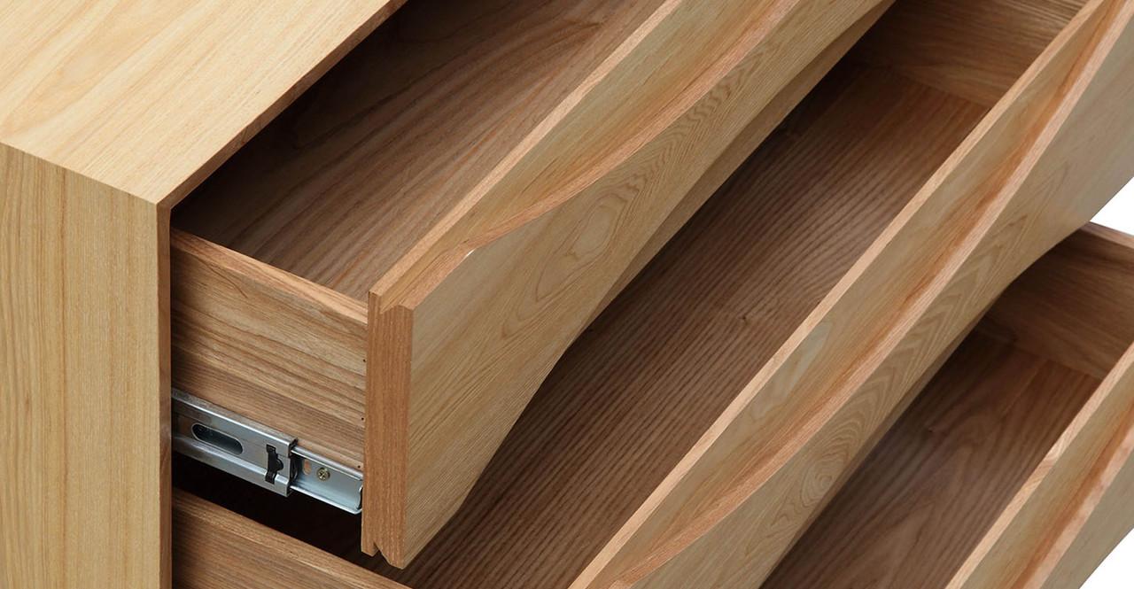 with solid cherry wood dresser lowboy drawer wakefield mirror heywood sale